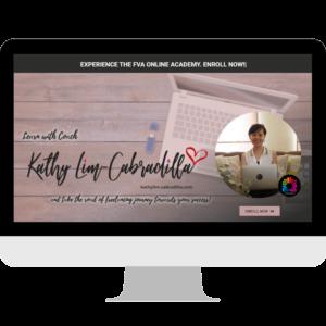 FVA Coach Kathy's Landing Page Design