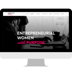 Entrepreneurial Women With Purpose Web Administration