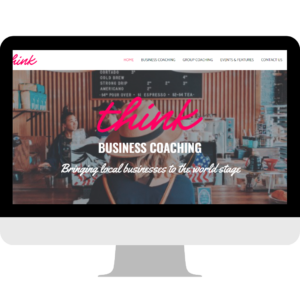 Think Business Coaching Web Administration